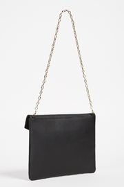 Lizzie Fortunato Midnight Cruiser Clutch - Front full body