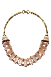 Lizzie Fortunato Modern Arc Necklace - Product Mini Image