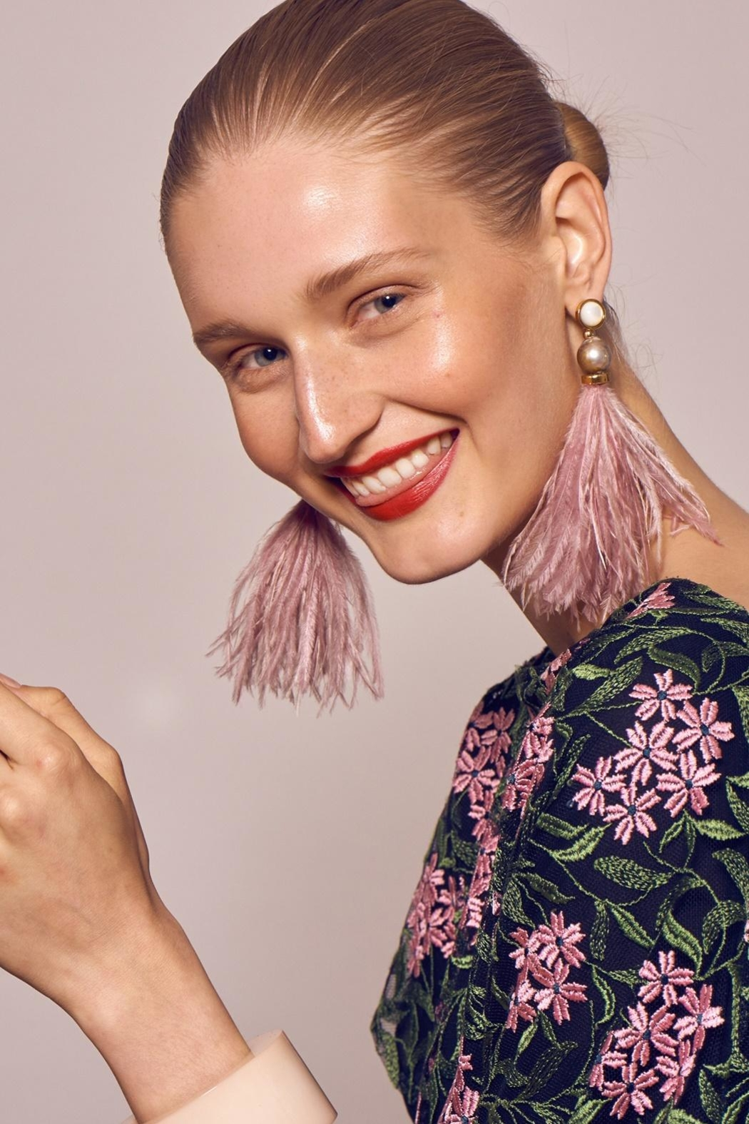 Lizzie Fortunato Parker Earrings - Front Full Image