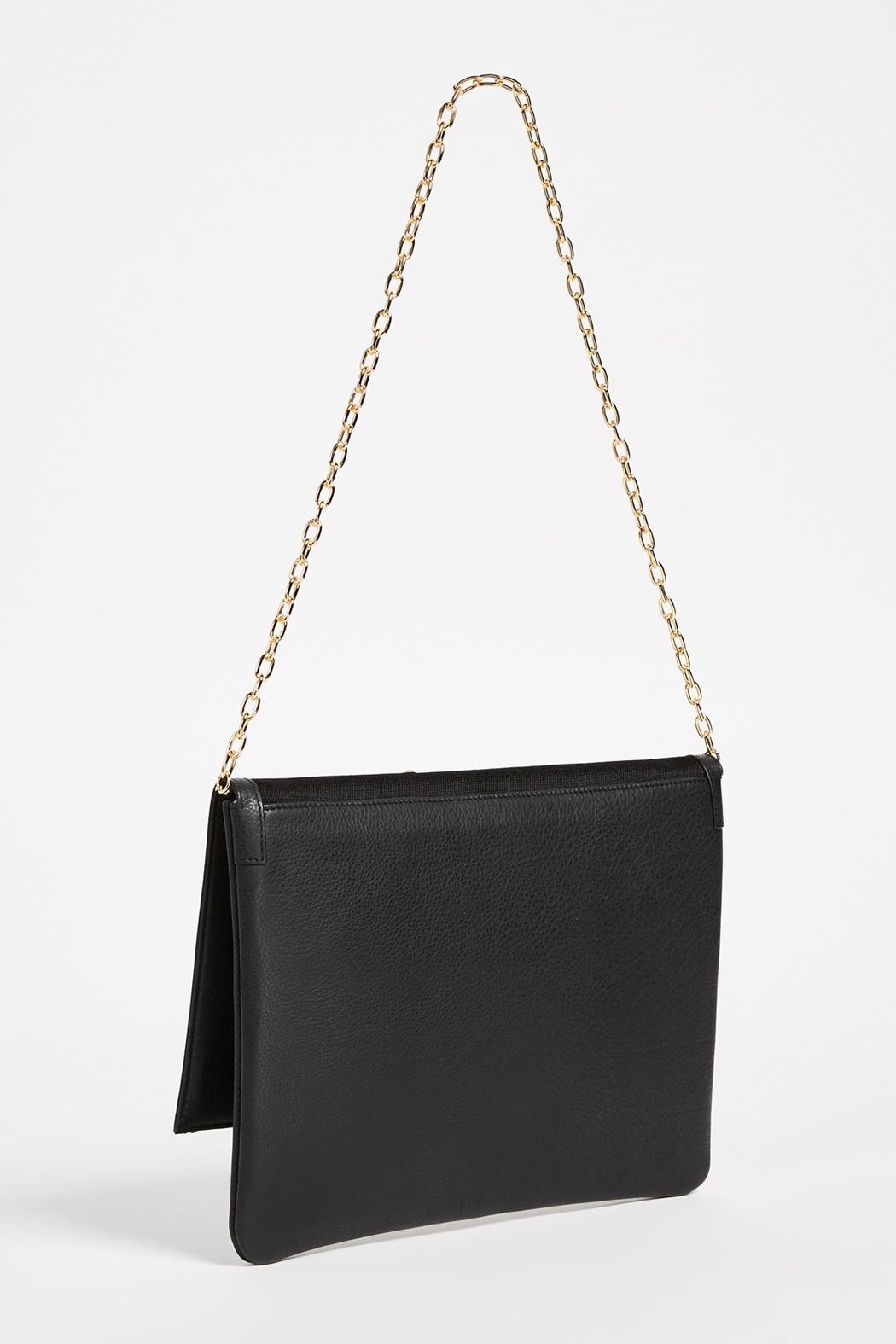 Lizzie Fortunato Port Call Clutch - Front Full Image