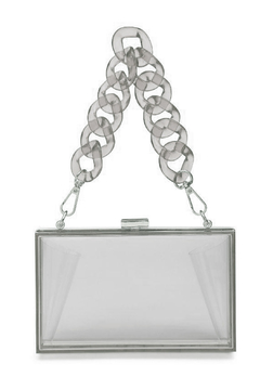 Shoptiques Product: Lizzo Clear Evening Bag