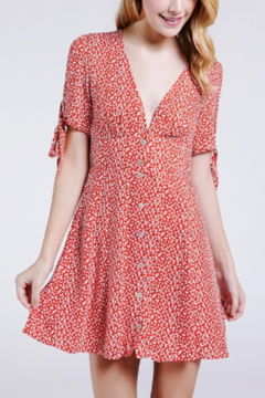 Shoptiques Product: Lizzy Printed Dress