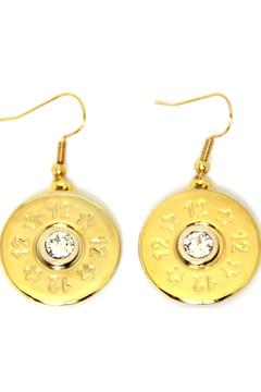 Lizzy J's Shotgun Shell Earrings - Alternate List Image