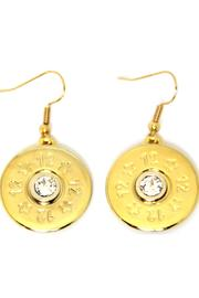 Lizzy J's Shotgun Shell Earrings - Product Mini Image
