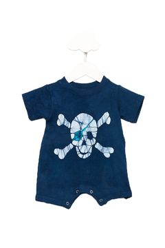 LizzyLoo Designs Boys' Pirate Romper - Product List Image