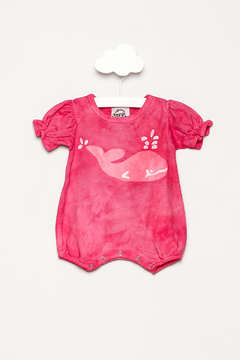 LizzyLoo Designs Girls' Whale Romper - Product List Image