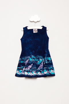 Shoptiques Product: Sailboat Skater Dress