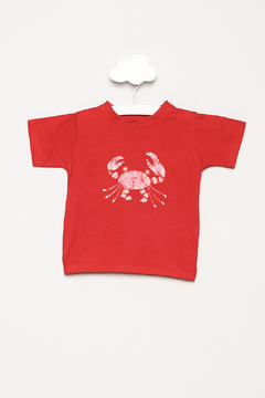 Shoptiques Product: Short Sleeve Crab Tee