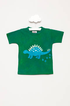 Shoptiques Product: Short Sleeve Dinosaur Tee