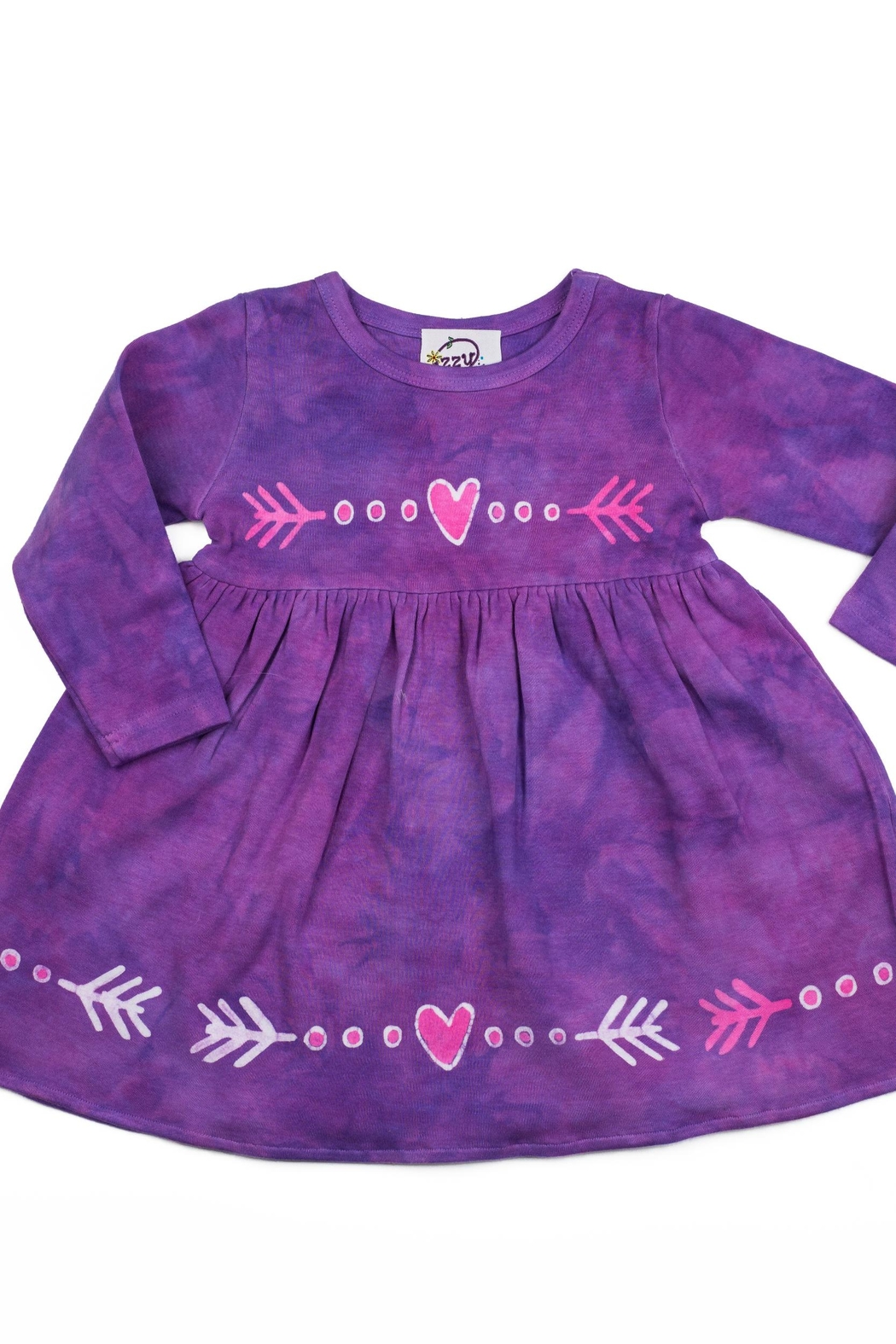 LizzyLoo Designs Infant Heart Dress - Main Image