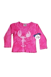 LizzyLoo Designs Lobster Long Sleeve - Product Mini Image