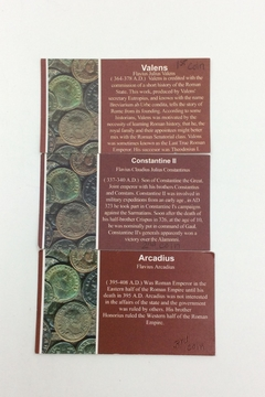 LJ Jewelry Designs Ancient Coin Necklace - Alternate List Image
