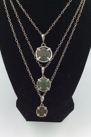 LJ Jewelry Designs Ancient Coin Necklace - Front full body