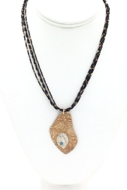 LJ Jewelry Designs Bronze/fine Silver Necklace - Product Mini Image
