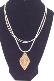LJ Jewelry Designs Bronze Necklace - Product Mini Image