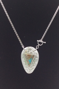 LJ Jewelry Designs Turquoise Necklace - Product List Image
