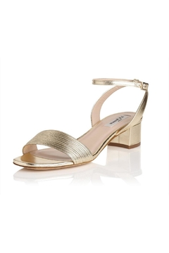 Shoptiques Product: Charline Sandal Gold