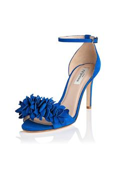 Shoptiques Product: Claudie Blue Heel