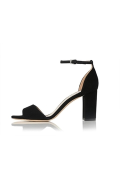 Shoptiques Product: Helena Black Suede