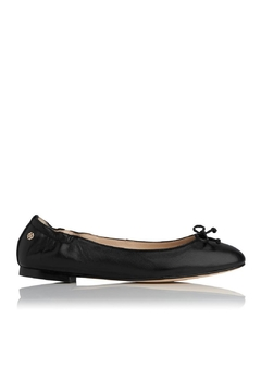 LK BENNETT Thea Black Flats - Alternate List Image
