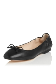 LK BENNETT Thea Black Flats - Product Mini Image