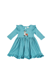 Mimi and Maggie Llama Drama Dress - Front cropped