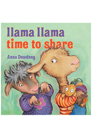 Penguin Books Llama Llama Time To Share - Product Mini Image