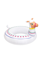 SunnyLife Llama Luxe Pool Ring - Product Mini Image