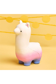 Cupcakes & Cashmere Llama Squishy Foam Squeeze Toy - Product Mini Image