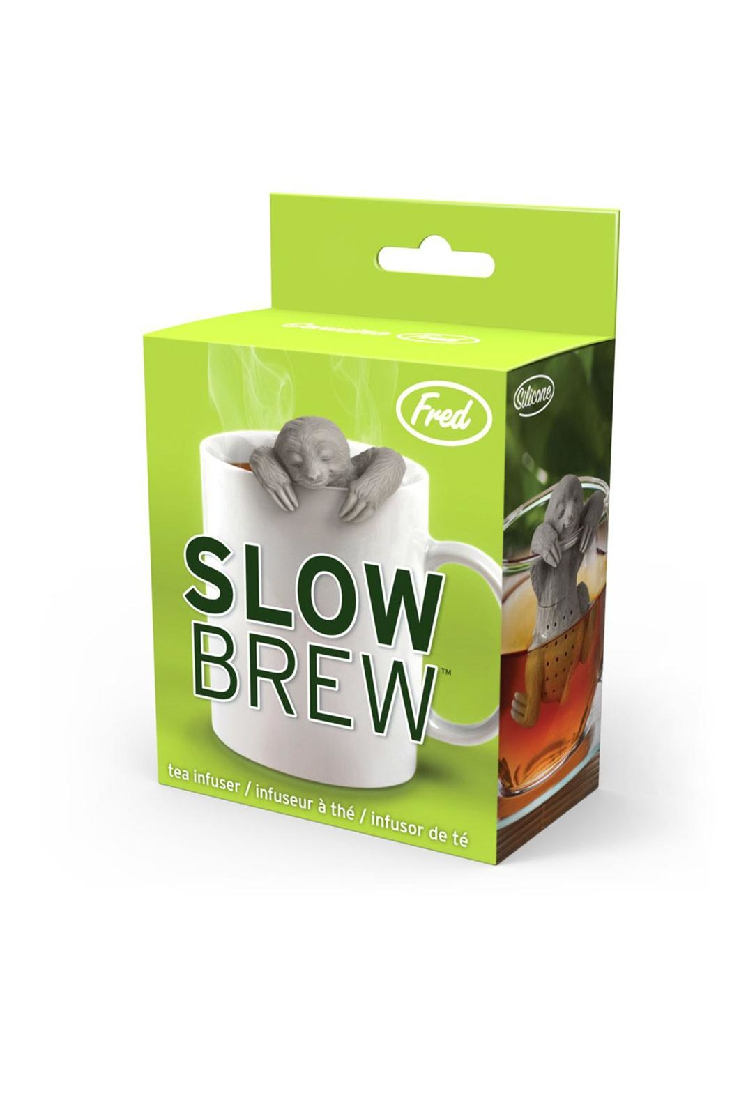 FRED Sloth Tea Brewer - Front Full Image