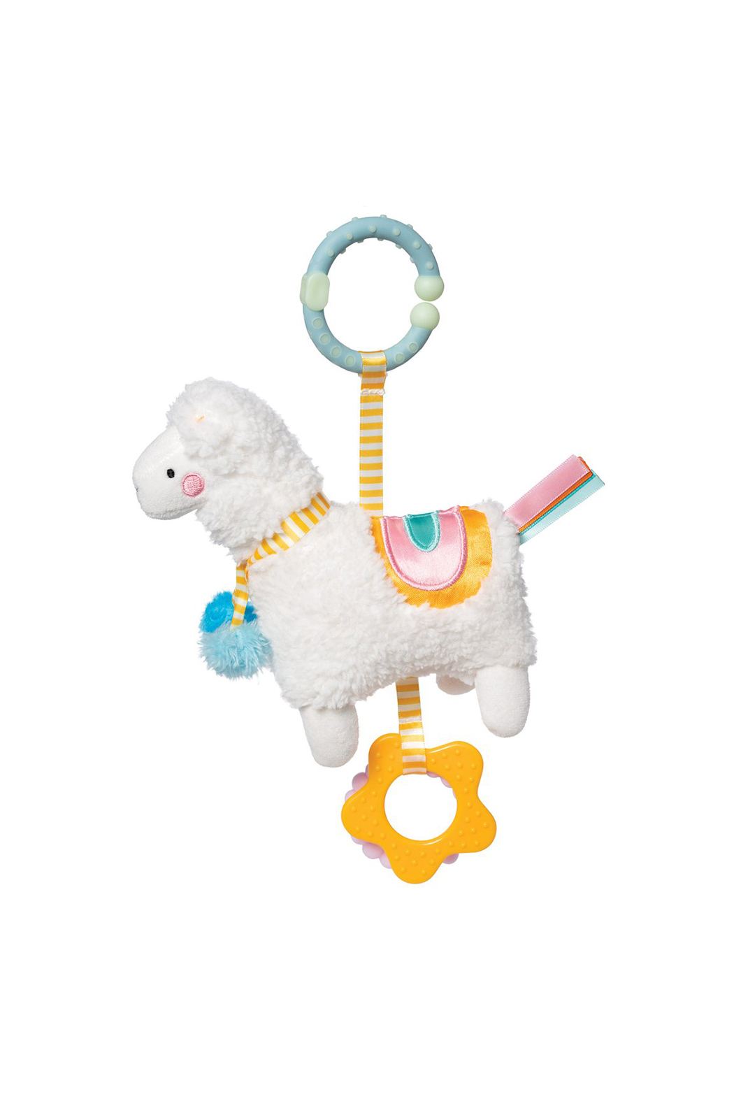 Manhattan Toy Company Llama Travel Toy - Front Cropped Image