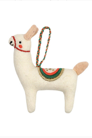 Meri Meri Llama Tree Ornament - Product Mini Image