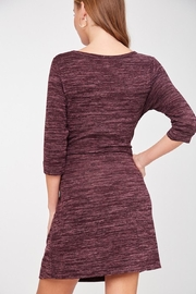 LLove Plum Soft Tie Dress - Other