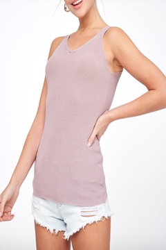 LLove V-Neck Sweater Top - Product List Image