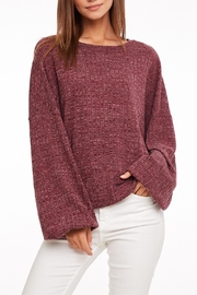 LLove USA Balloon Top - Front cropped