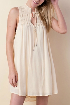 Shoptiques Product: Everly Babydoll Dress