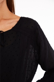 LLove USA Lace Trim Top - Other