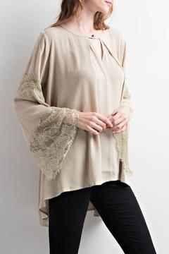 LLove USA Loose Fit Blouse - Product List Image