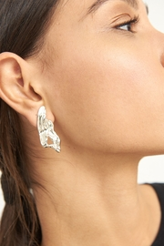 LLY ATELIER Waves Earrings - Product Mini Image