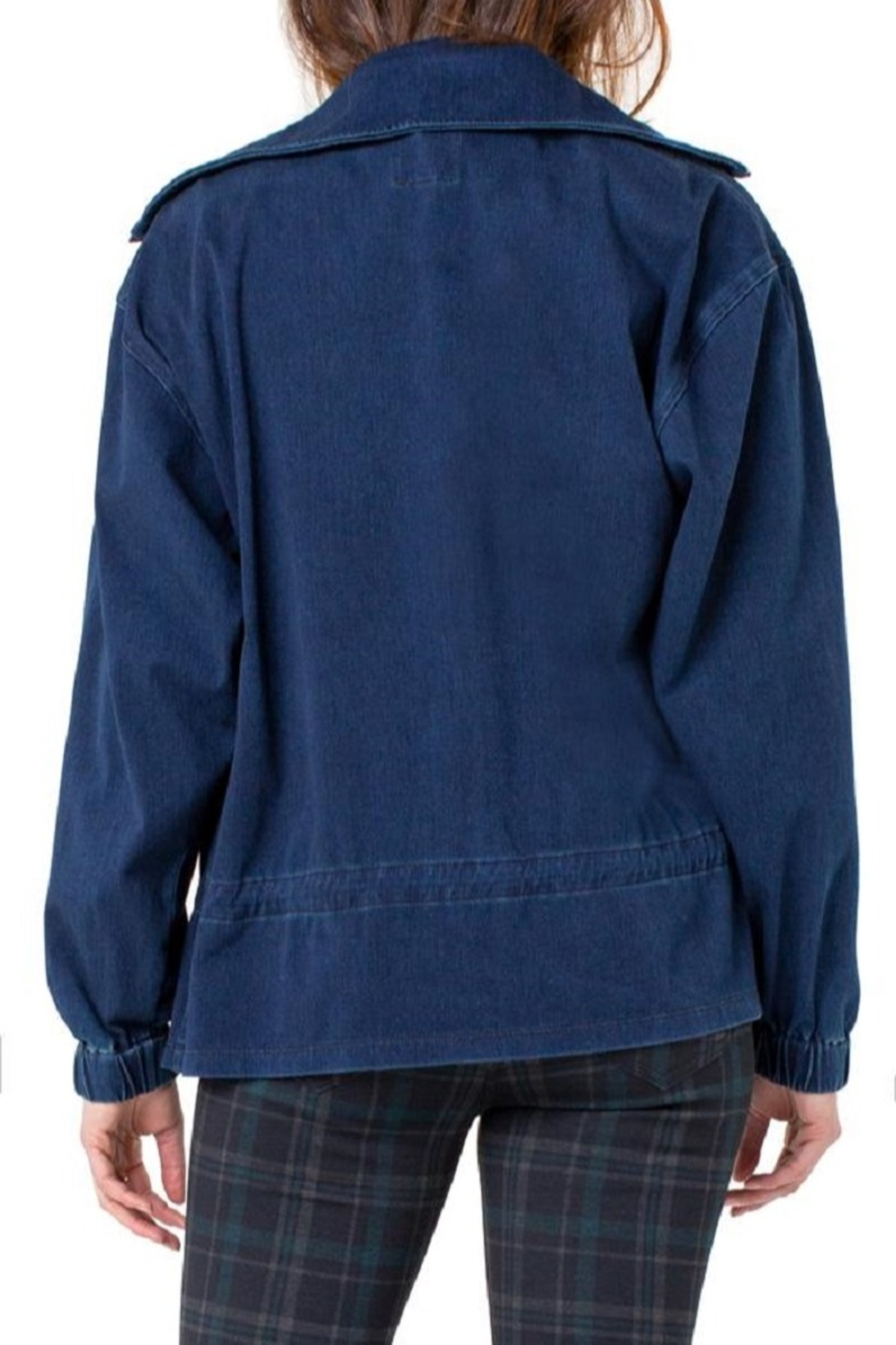 Liverpool  LM1720M13 - Jacket - Front Full Image