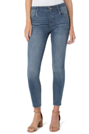 Liverpool  LM2444EP - gia glider ankle skinny cut hem 28' ins - Product Mini Image