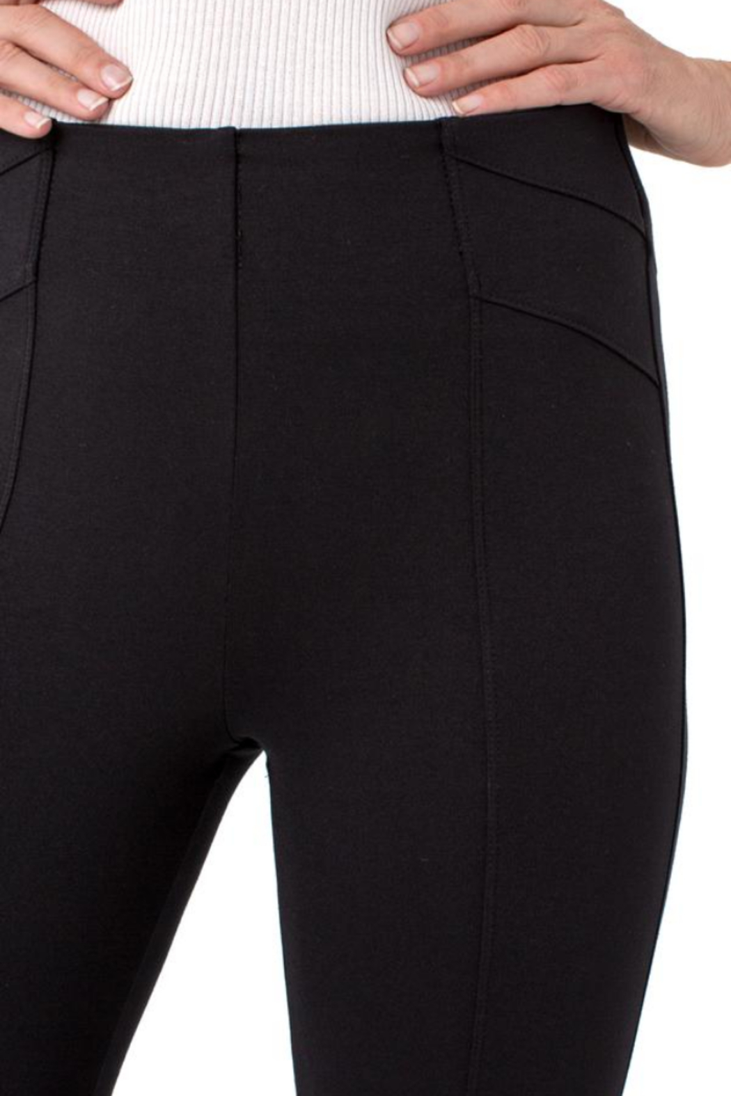 Liverpool  LM2450M42 - Reese Pull-On Legging - Front Full Image