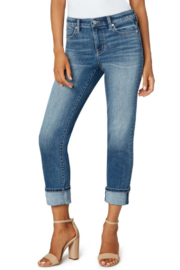 Liverpool  LM5158CH4 - Marley Girlfriend Cuffed - Front cropped