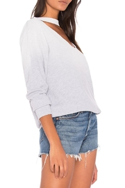 LNA Ablaze Sweatshirt - Front full body