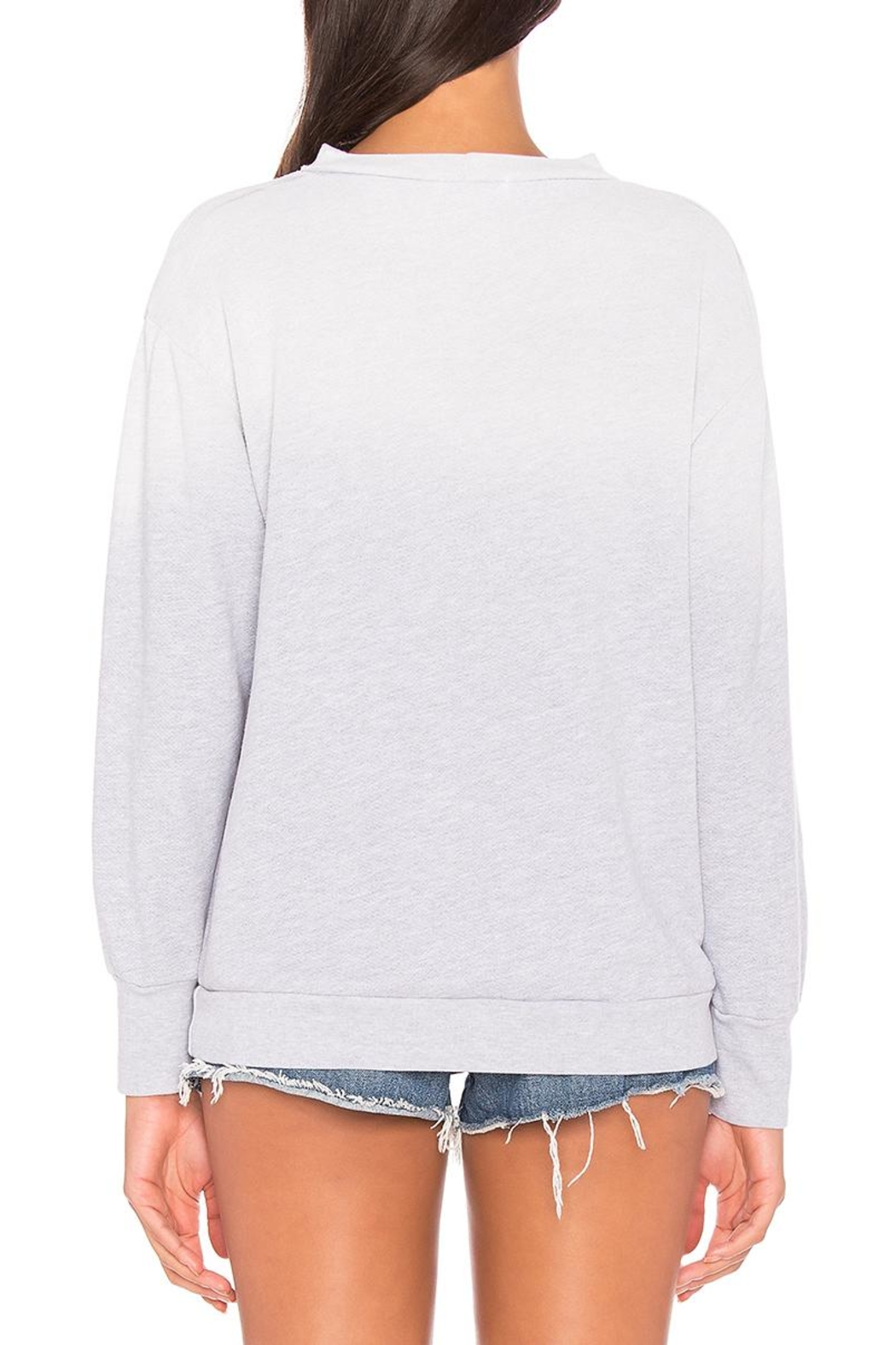 LNA Ablaze Sweatshirt - Side Cropped Image