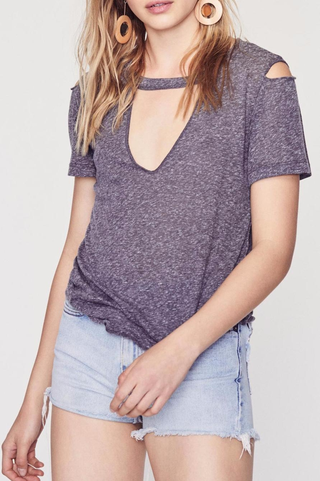 LNA Aiden Tee - Front Cropped Image