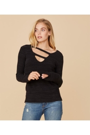 LNA Lna Black Tee - Product Mini Image