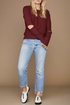 Shoptiques Product: Brushed Odeon Sweater