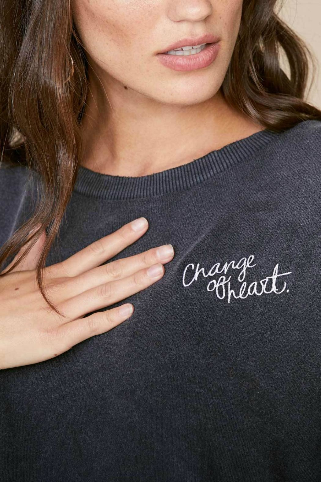 LNA Change-Of-Heart Sweatshirt - Main Image