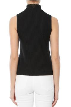 Shoptiques Product: Detached Sleeveless Turtleneck
